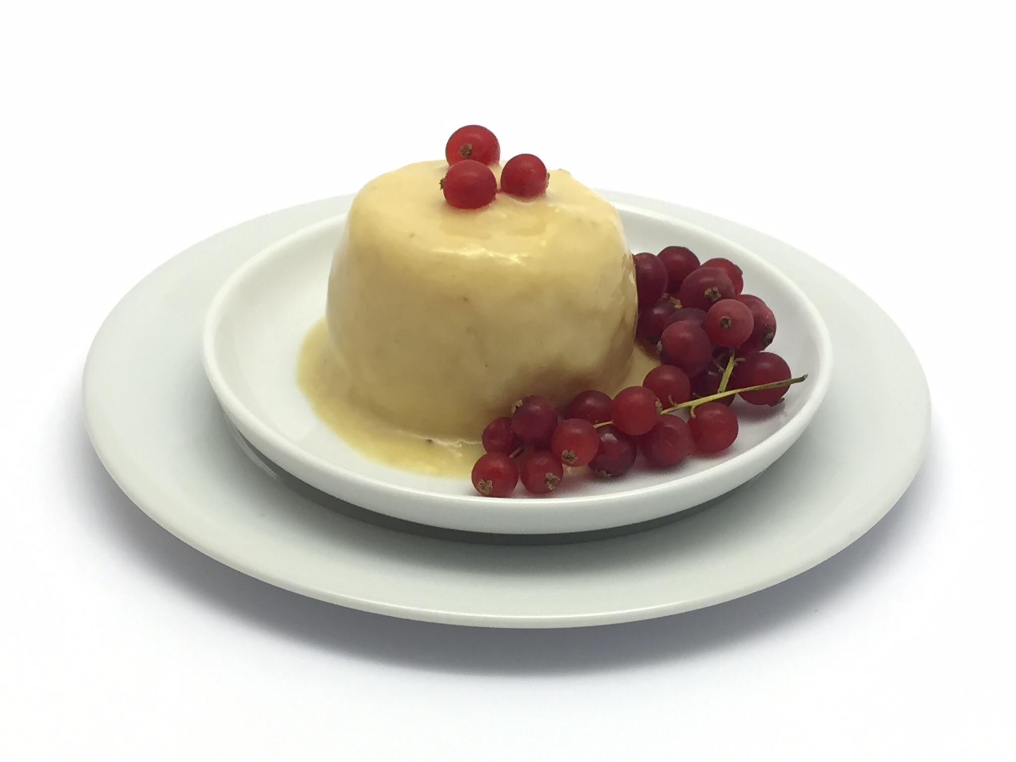 20 settembre 2015  - Crema fresca di pesche, banane e yogurt, senza glutine