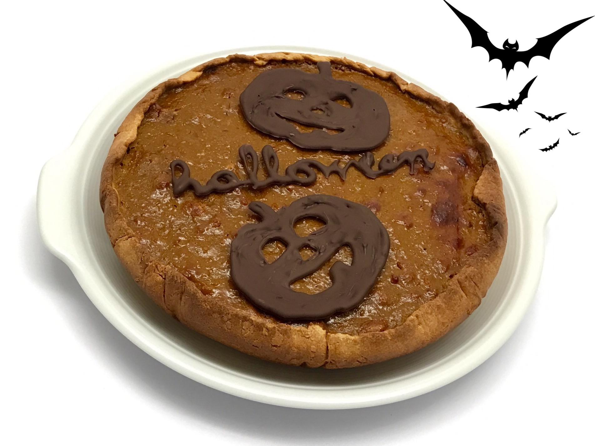 Dolci Da Credenza Alice Ricette : Halloween: crostata di zucca con amaretti e cannella senza glutine