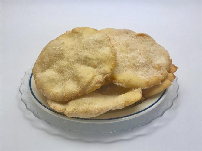 18 marzo 2017  - Le frittelle della Lella, quelle del Luna Park, ma senza glutine