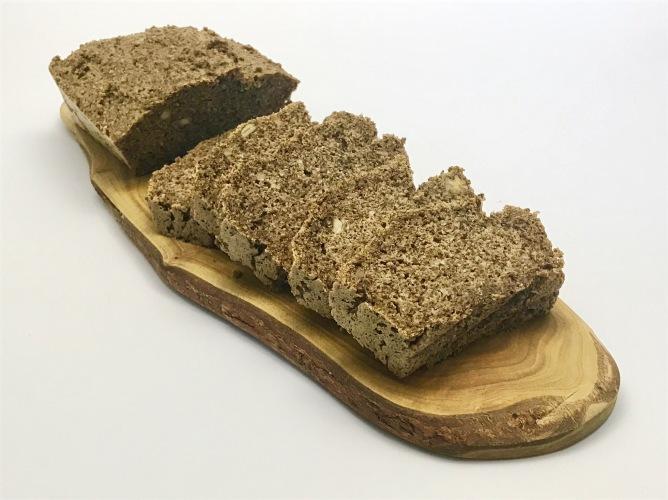 14 maggio 2017  - Il vero pane sano, senza farina, senza glutine e senza lievito……. O verdadeiro pão saudável….