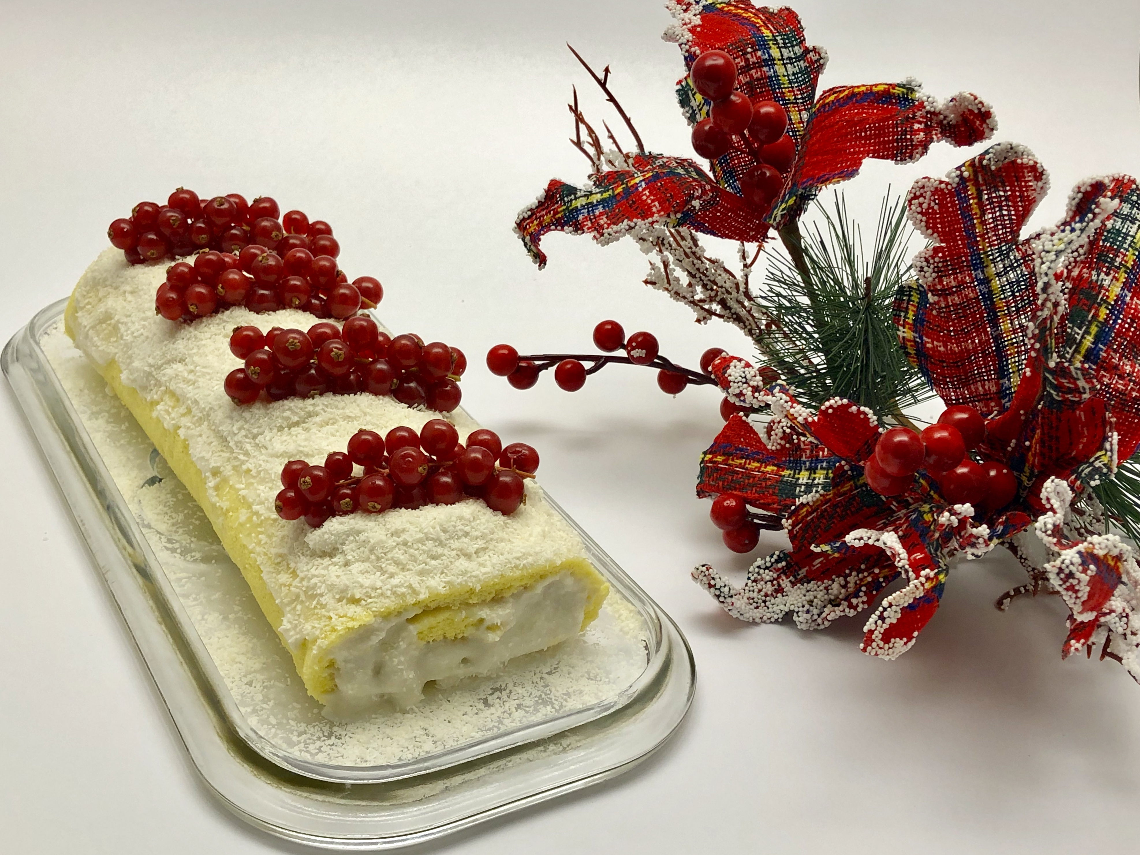 Tronchetto Di Natale Sale E Pepe.Ricette Di Natale Stellasenzaglutine Com